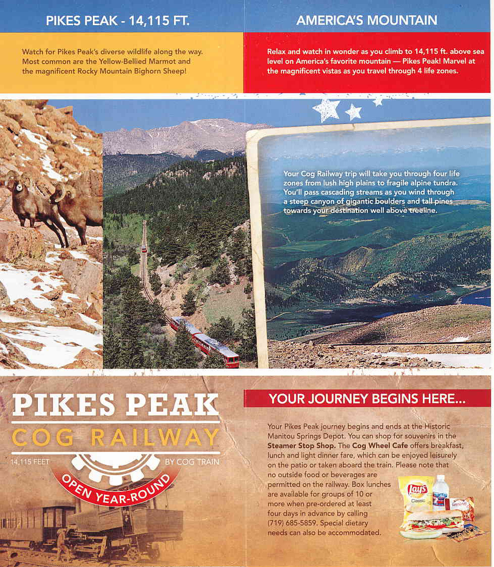 About Pikes Peak